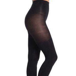 Spanx Lux Leg Blackout Tights, black